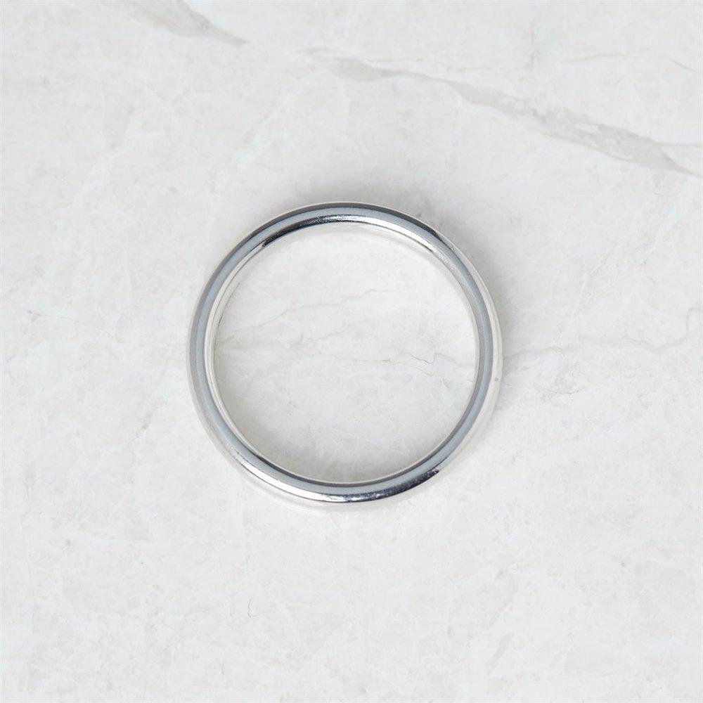 Platinum 1.5mm Wedding Band