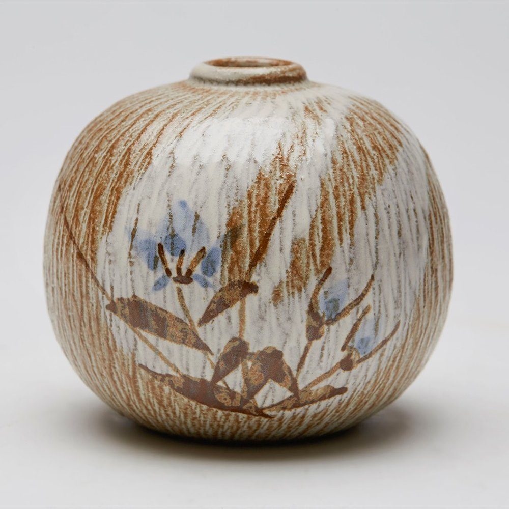 Vintage japanese studio pottery vase signed 20th c ebay vintage japanese studio pottery vase signed 20th c reviewsmspy