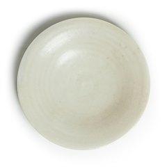 Studio Celadon Glazed Porcelain Dish William Mehornay 20 C.