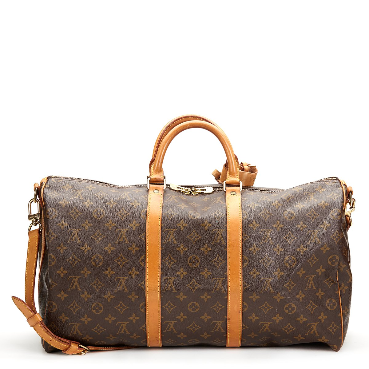 louis vuitton keepall bandouliere 50 1993 hb320 second hand handbags. Black Bedroom Furniture Sets. Home Design Ideas