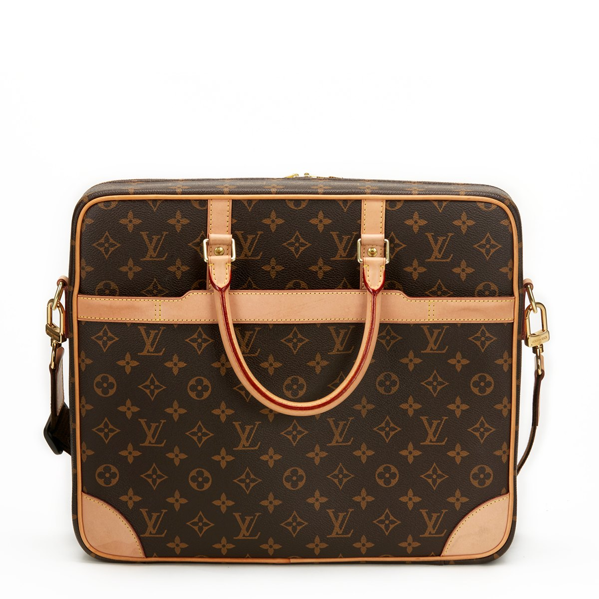 louis vuitton cupertino laptop bag 2011 cb065 second hand handbags. Black Bedroom Furniture Sets. Home Design Ideas