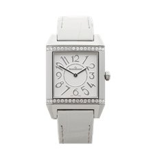 Jaeger-LeCoultre Reverso Squadra 29mm Stainless Steel - 234.8.47 or Q7038420