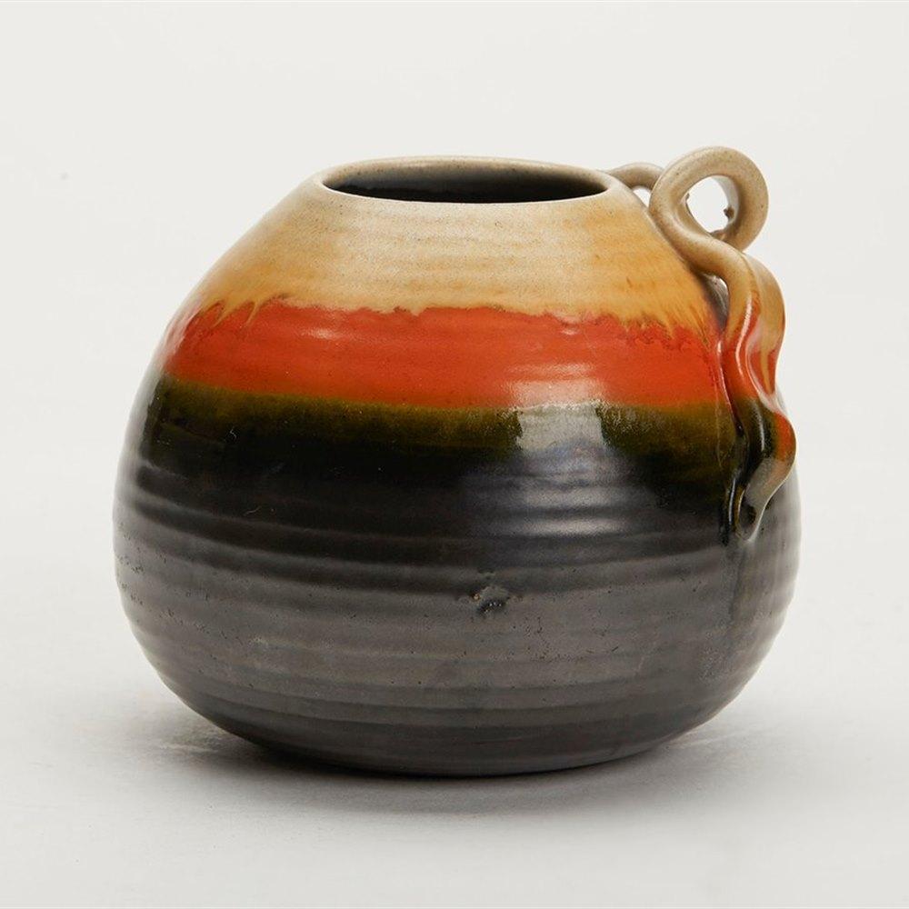 Vintage dutch mobach studio pottery vase c1960 ebay vintage dutch mobach studio pottery vase c1960 reviewsmspy