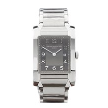 Baume & Mercier Hampton 27mm Stainless Steel - MOA10021