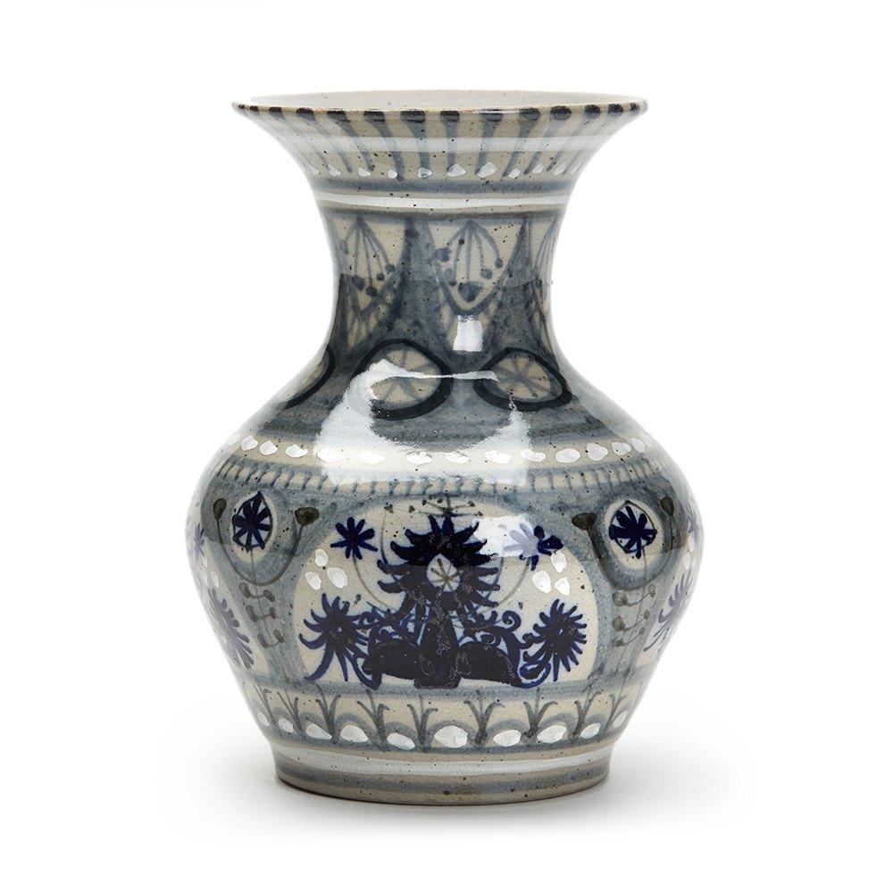 Andre lhelguen quimper vase tc1610370 second hand design xupes french studio pottery vase andre lhelguen quimper c1950 reviewsmspy