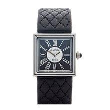 Chanel Mademoiselle 22mm Platinum