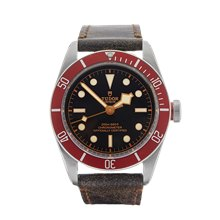 Tudor Heritage Black Bay 41mm Stainless Steel - 79230R