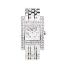 Chopard Your Hour Original Diamond 25mm 18K White Gold - 13/6621