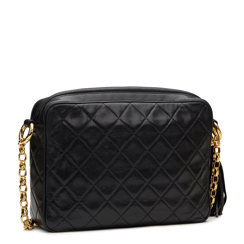 Chanel Camera Bag 1990 Hb936 Second Hand Handbags Xupes