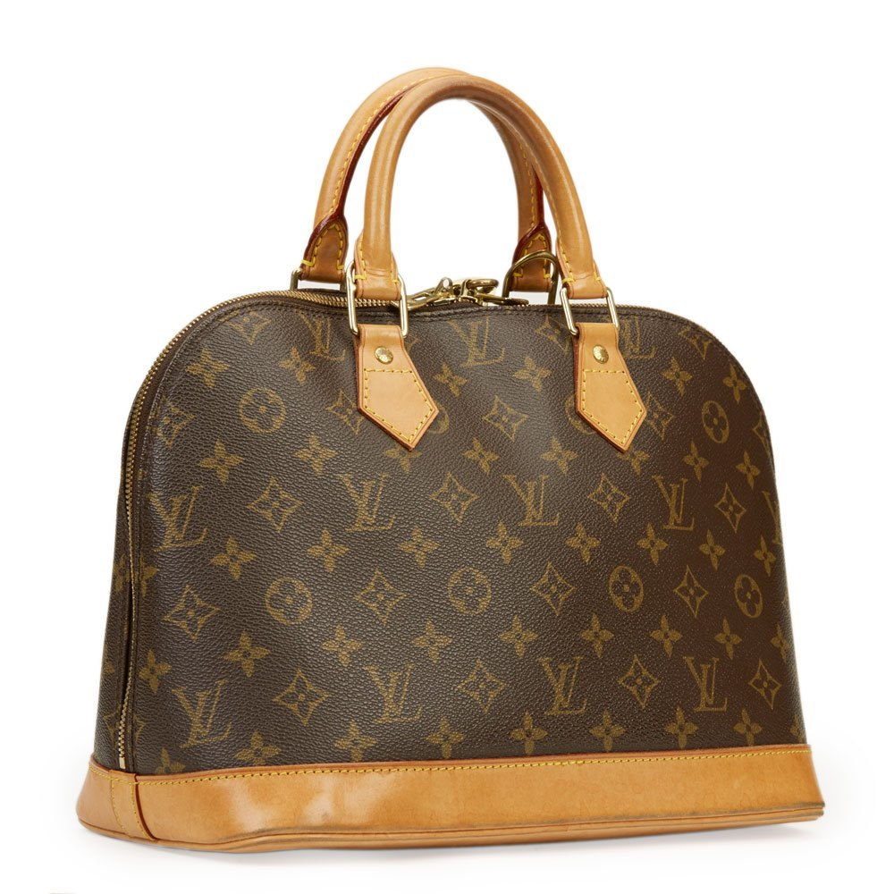 louis vuitton alma pm 2002 hb365 second hand handbags xupes. Black Bedroom Furniture Sets. Home Design Ideas