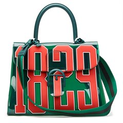 Delvaux Green Tinted Vinyl 1829 Hero Brilliant MM