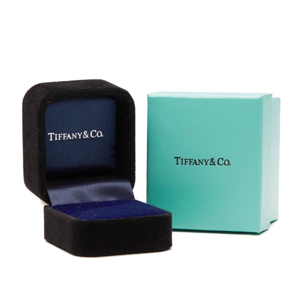 Tiffany & Co. Platinum 0.40ct Diamond Lucida Ring