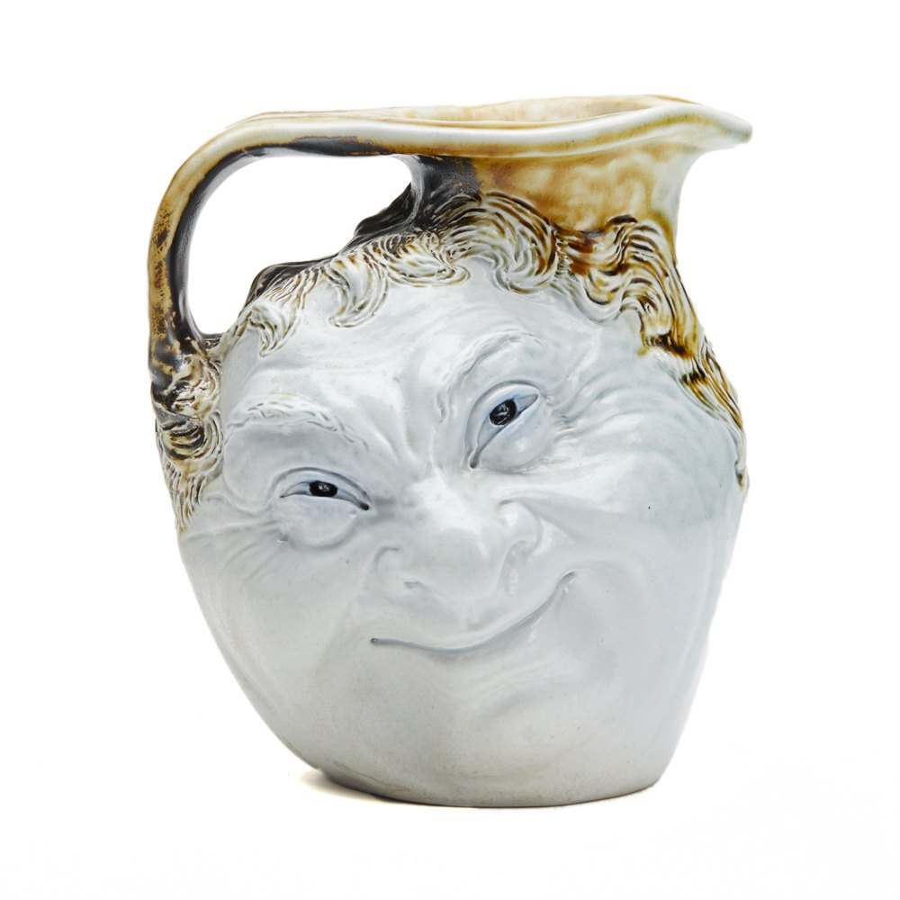 Martin brothers jug early 20 c da1704381 second hand design robert wallace martin face jug martin brothers early 20 c reviewsmspy