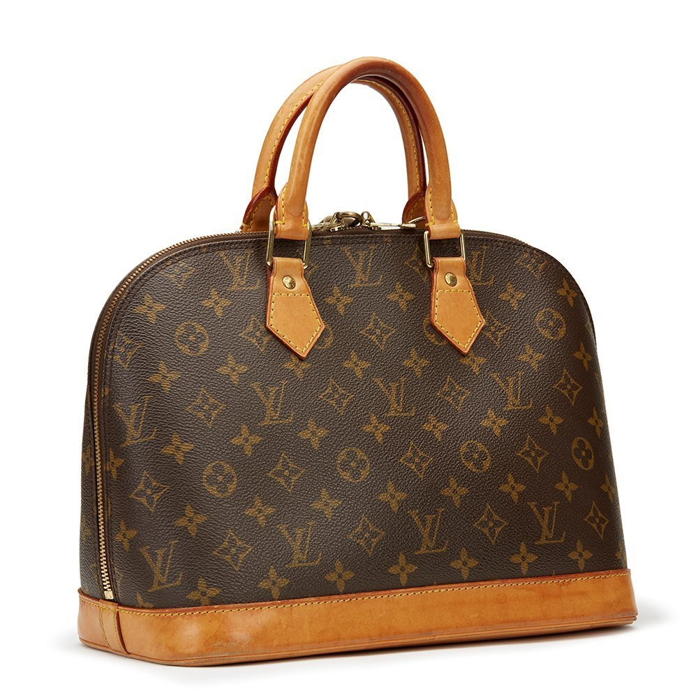 louis vuitton alma pm 1997 hb1012 second hand handbags xupes. Black Bedroom Furniture Sets. Home Design Ideas