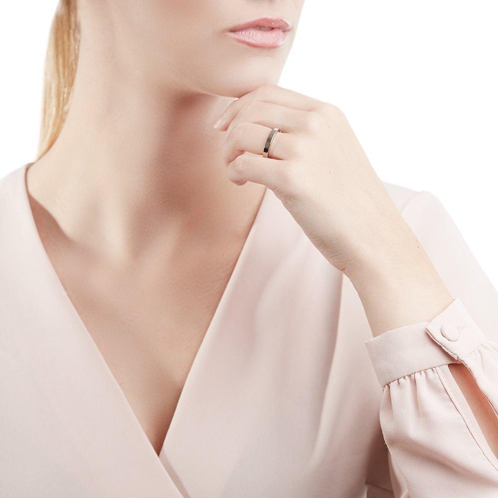Cartier 18k White Gold Lanieres Ring