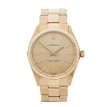 Rolex Oyster Perpetual 36mm 18K Yellow Gold - 1013