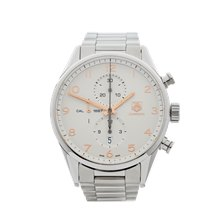 Tag Heuer Carrera Chronograph 43mm Stainless Steel - CAR2012.BA0799