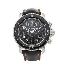 Blancpain Fifty Fathoms Air Command Flyback Chronograph 45mm Stainless Steel - 5885F.1130.52