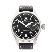 IWC Big Pilot's 46mm Stainless Steel - IW500201