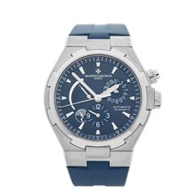 Vacheron Constantin Overseas Dual Time 42mm Stainless Steel - 47450/000A-9039