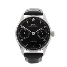 IWC Portuguese 7 Day 42mm Stainless Steel - IW500109