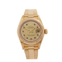 Rolex Datejust 26mm 18K Yellow Gold - 69178