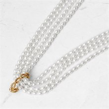 Tiffany & Co. Multi Strand Pearl Paloma Picasso Necklace