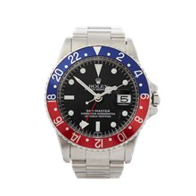 Rolex GMT-Master Pepsi 40mm Stainless Steel - 1675
