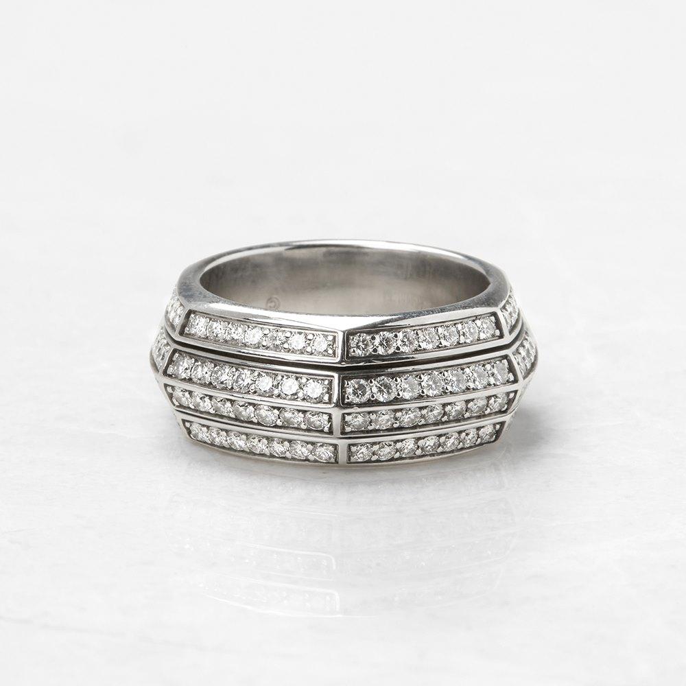 Piaget 18k White Gold Diamond Possession Ring