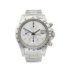 Tudor Oysterdate Big Block Chronograph 40mm Stainless Steel - 79180