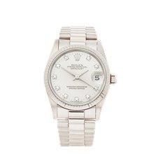 Rolex Datejust 31mm 18K White Gold - 68279