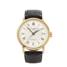 Baume & Mercier Classima 36mm 18K Yellow Gold - 66547