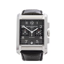 Baume & Mercier Hampton Chronograph Stainless Steel - M0A10030