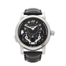 Montblanc Nicolas Rieussec 42mm Stainless Steel - 106488