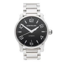 Montblanc Timewalker 40mm Stainless Steel - 105962