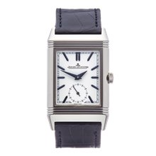 Jaeger-LeCoultre Reverso Tribute Duo Day Night Stainless Steel - Q3908420