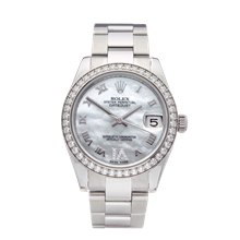Rolex Datejust 31 31mm Stainless Steel - 178384