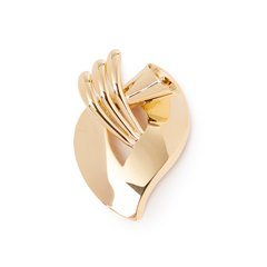 Tiffany & Co. 14k Yellow Gold Brooch