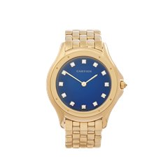Cartier Panthere Ronde 18K Yellow Gold - 8879