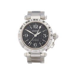 Cartier Pasha de Cartier Stainless Steel - W31079M7