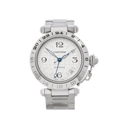 Cartier Pasha de Cartier Stainless Steel - W31029M7