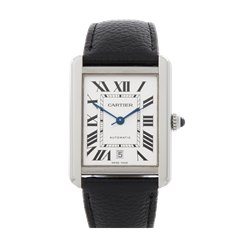 Cartier Solo Stainless Steel - 3800 OR WSTA0029