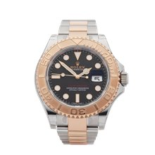 Rolex Yacht Master Stainless Steel & 18K Rose Gold - 116621