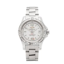 Breitling Colt Diamond Stainless Steel - A7738853/G793
