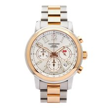 Chopard Mille Miglia Chronograph Stainless Steel & 18K Rose Gold - 158511-6001