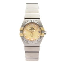 Omega Constellation Stainless Steel & 18k Yellow Gold - 123.20.27.20.57.003
