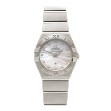 Omega Constellation Stainless Steel - 123.10.24.60.55.003