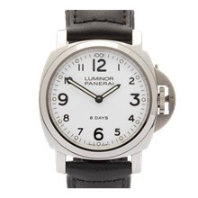 Panerai Luminor Base 8 Days Acciaio Stainless Steel - PAM00561
