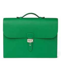 Hermès Bambou Epsom Leather Sac a Depeches 38