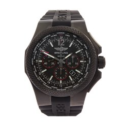 Breitling Bentley Midnight Light Body GMT Titanium - VB043222/BD69